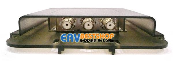 [EAV]GX21D 다이젝스위치 2PORT DiSEqC Switch[Satellite signal multiswitch]